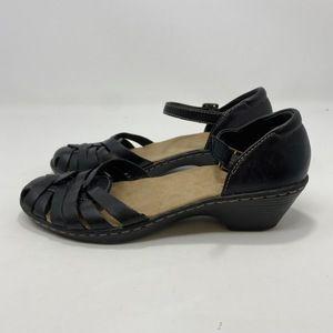 Clark's Women's Black Sandals Size 5 A126